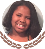 Photo of Middle-level National Honoree Harmonie Frederick